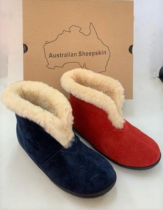 Orida Sheepskin Slippers