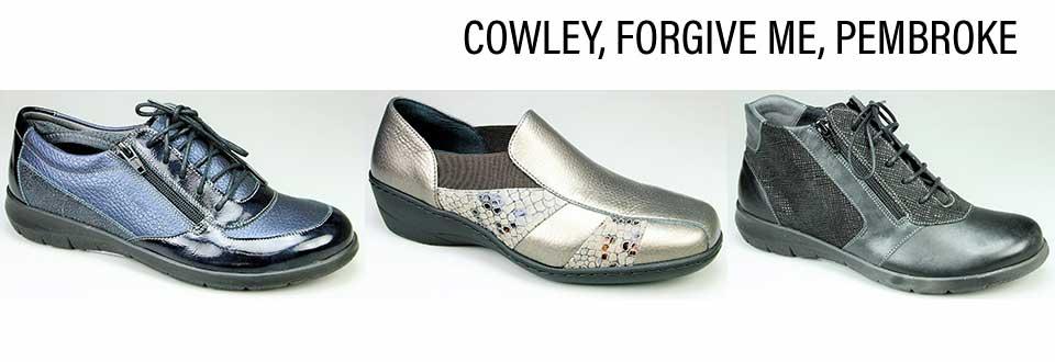 Steplite Cowley, Forgive Me and Pembroke