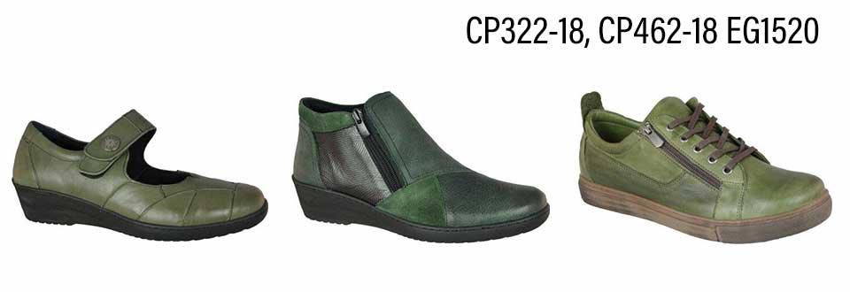 Cabello CP322-18, Cabello CP462-18 and Cabello EG1520