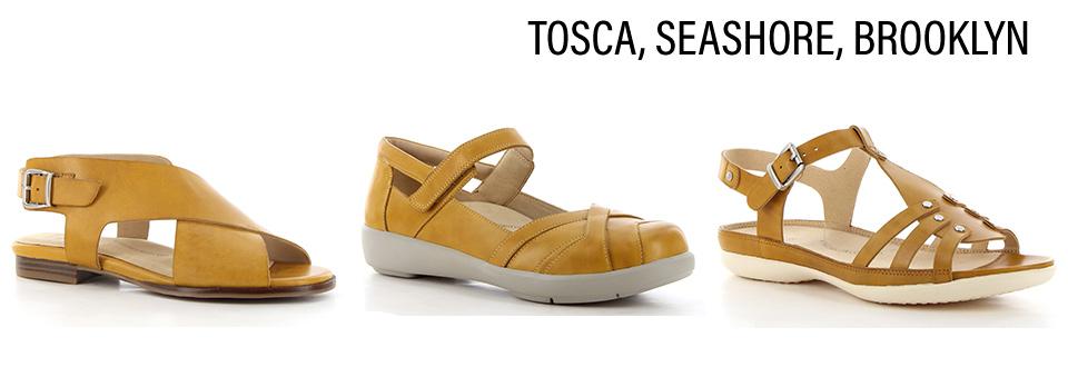 Ziera Tosca, Seashore and Brooklyn
